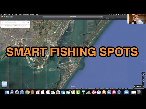 Smart Fishing Spots: The Shortcut To Finding New Fishing Spots Fast