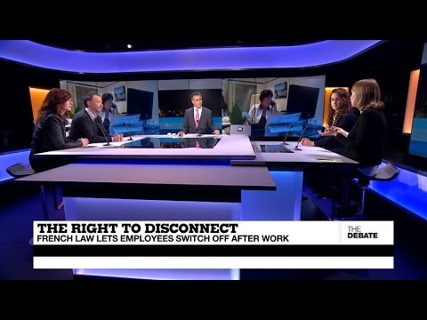 The right to disconnect: French law lets employees switch off after work (part 2)