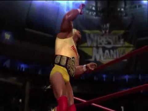 Legends of Wrestlemania (PS3) Entrance: Hulk Hogan - YouTube