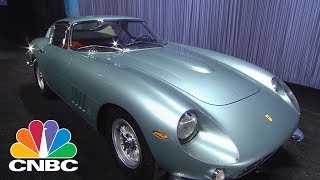 The 10 Most Expensive Cars That Just Sold At Auction | CNBC