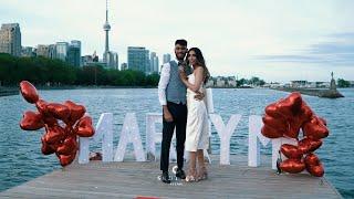 Toronto Surprise Proposal | ShutterFilms.ca