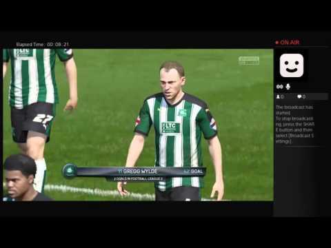 Fifa 16 I Plymouth Argyle Career Mode #5