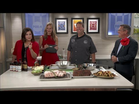 Delicious grilling recipes from Q39