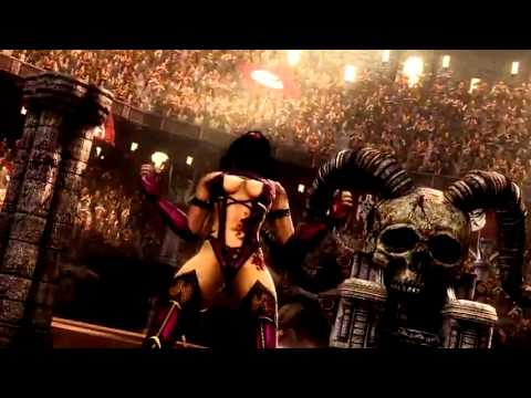 Mortal Kombat 9 Mileena Ending 480p - YouTube