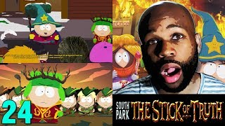 South Park Stick of Truth Gameplay Walkthrough Part 24 - All-Out War