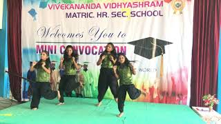 Girls Rocking Dance Performance | Mini Convocation 2019