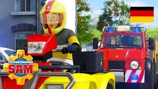 Feuerwehrmann Sam Deutsch Neue Folgen | Feuerwehrmann Sam Titelsong🚒Feuerwehrmannschaft | Kinderfilm
