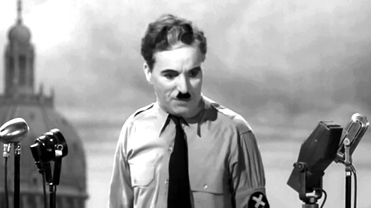 Charlie chaplin the great dictator 1940