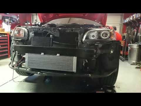 Pontiac G8 LSA Supercharger