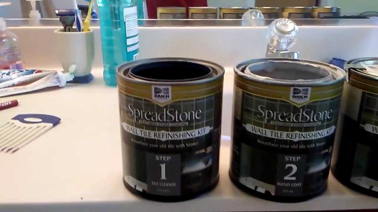 Daich Coatings Spreadstone Tile Coating