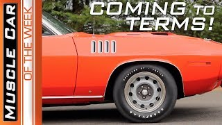 Muscle Car Terms - Muscle Car Of The Week Episode 281 V8TV