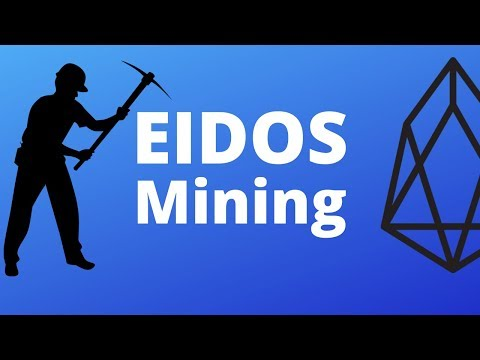 EIDOS Mining Airdrop - EOS Congestion