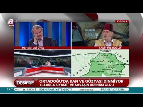 Musul Meselesi ve IŞİD Terör Örgütü - Üstad Kadir Mısıroğlu, 17.06.2014