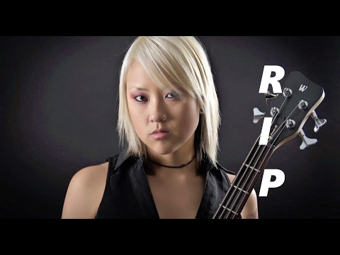 funeral photos of KITTIE Bassist Trish Doan Dead at Age 31