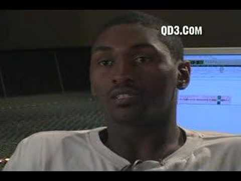 Ron Artest speaks on the infamous BRAWL