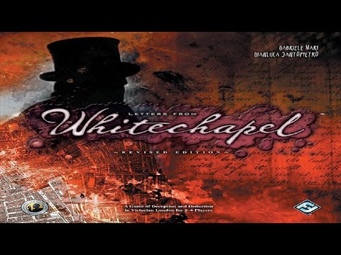 Letters from Whitechapel Gameplay Runthrough