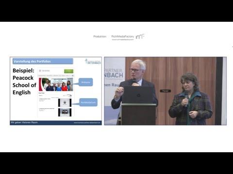 Partnershipforum Dietzenbach: Hauptteil (div. Präsentatoren)