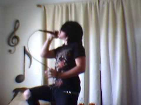 Escape The Fate  This War is Ours the Guillotine Part II Vocal   8 YEARS OLD