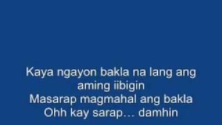 mga tambay lang kmi with lyrics