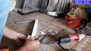 Hướng Dẫn Khoét Lỗ Khóa Cửa Lùa Cách Tháo Lắp Khóa Cửa Lùa