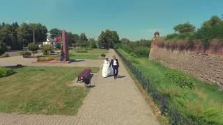 Wedding promo phantom 4 Свадьба промо