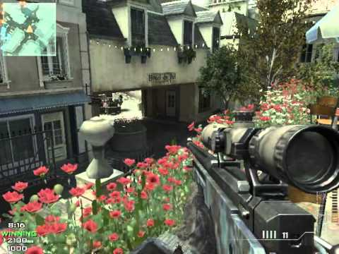 Sniper Rifle - The Call Of Duty Wiki - Black Ops II, Ghosts, And More!