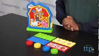 Fisher-Price Barnyard Bingo Game from TCG