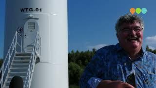 Officiële opening en naam bekendmaking Windmolenpark Hattemerbroek