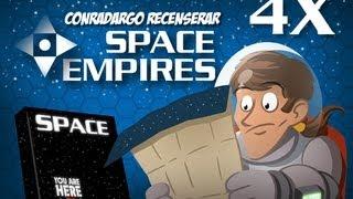 Space Empires 4X [ConraDargo Recenserar]