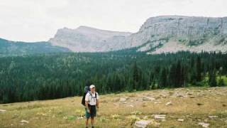 Backpacking Montana