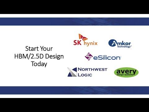 High-Bandwidth Memory (HBM) Webinar Video March 29 2016