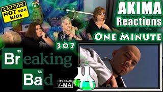 Breaking Bad 307 | One Minute | AKIMA Reactions