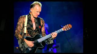 "Sting - ""The Hounds Of Winter"" HD Live & Rare"