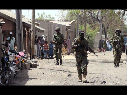 أخبار عالمية | توقيف مقاتلين يشتبه بانتمائهم إلى بوكو حرام في شمال #نيجيريا  - نشر قبل 2 ساعة