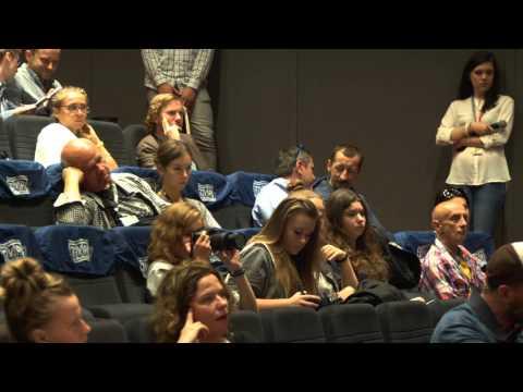 """40. FFG - Konferencja prasowa filmu """"Demon"""", reż. Marcin Wrona"""