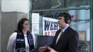 Beacons Broadcast Network Interview with NEHC Commissioner Katie Boldvich (1/12/17)