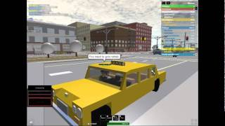 ROBLOX new blockers city: taxi gameplay ¢ent