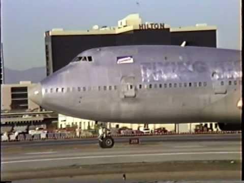 Federal Express Boeing 747-121(A/SF)