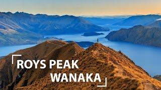 Walking Roys Peak in Wanaka