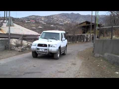 Village Life in Armenia