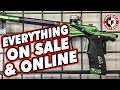 Lone Wolf Paintball Online Store Fully Restocked | Special Discounts & Free Shipping