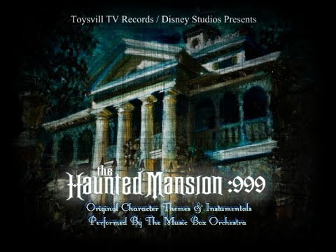 The Haunted Mansion: 999 (Full Disney-Themed Music Album!)