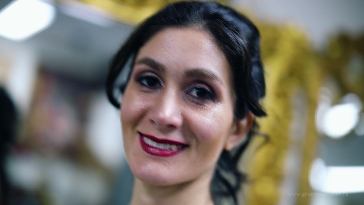 Blinova Bridal:  Sahar B