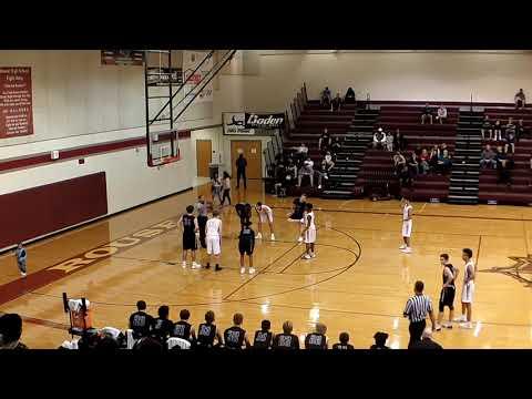 Cedar Park vs. Rouse Boys JV Basketball 12.12.17