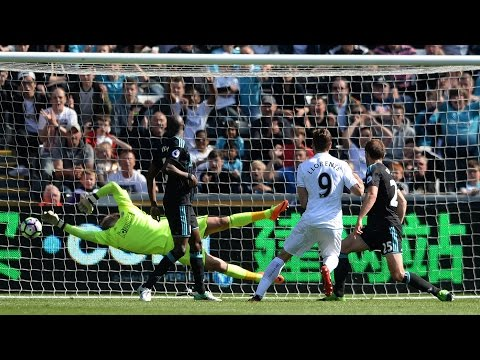 Swansea City rally past West Brom in season finale