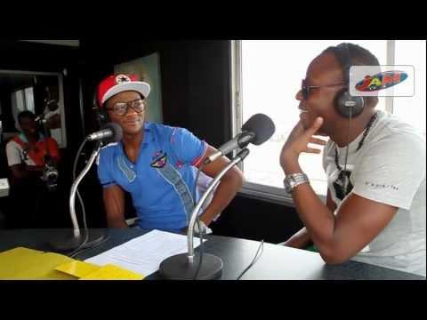 Toofan petit délire à RADIO JAM Abidjan