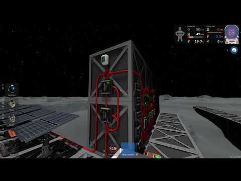 Stationeers E23 - Night Mode Power Saving (and AC fixes)