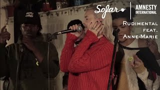 rudimental feat anne marie rumour mill sofar london give a home 2017