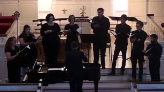 """Vocal Arts Nashville - Bruce Springsteen """"Jesus Was an Only Son"""" arranged by Patrick Dunnevant"""