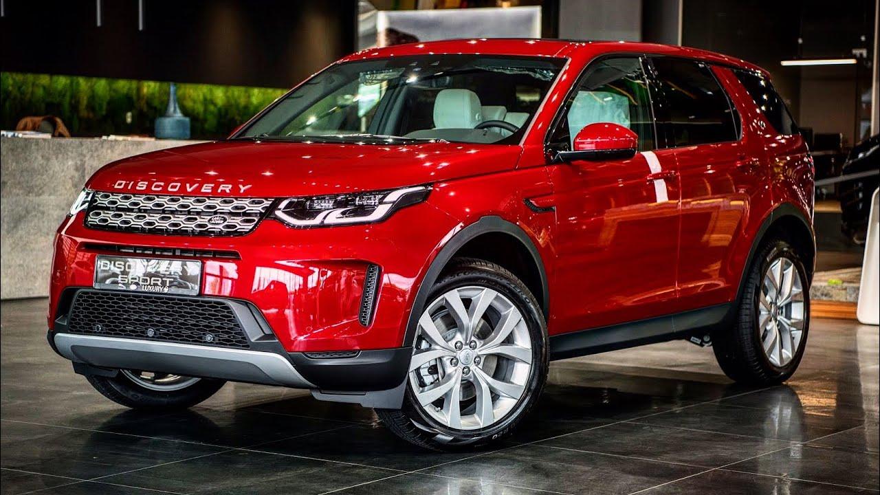2020 Land Rover Discovery Sport REVIEW interior exterior